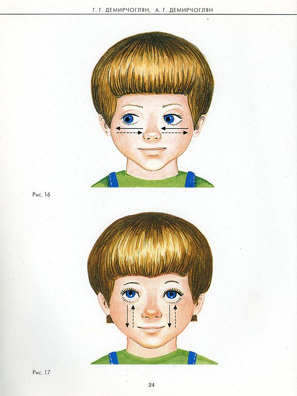 Восстановление зрения техника