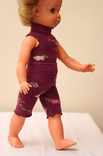 Как быстро сшить платье для куклы фото 328