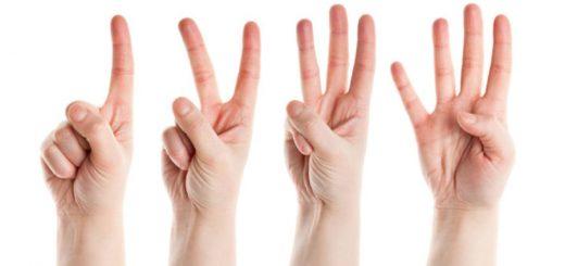 fingers учимся считать до десяти