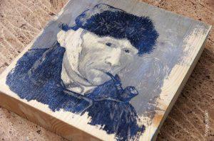Ван Гог на дереве