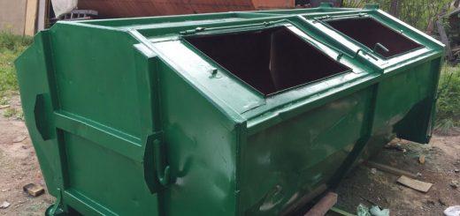 ПУХТО - контейнер для вывоза мусора