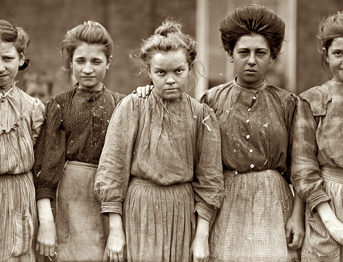 Фото детей до революции