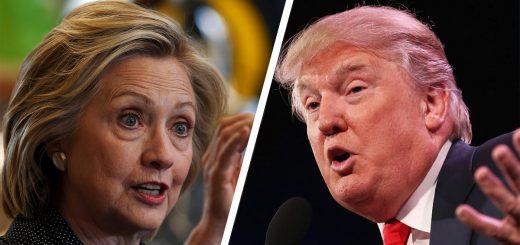 Трамп или Клинтон