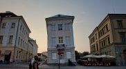 «Пизанская башня» в центре Тарту